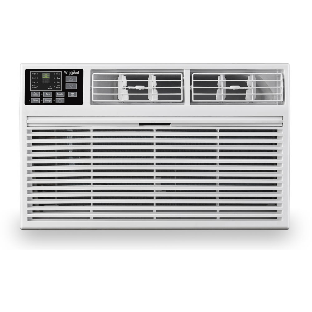 10,000 BTU Through the Wall Air Conditioner, Electronic Controls, 115V