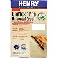 UniFlex Pro HSG001008 Polymer Modified Sanded Grout?, 8 lb, Box, Sugar Cookie, Powder