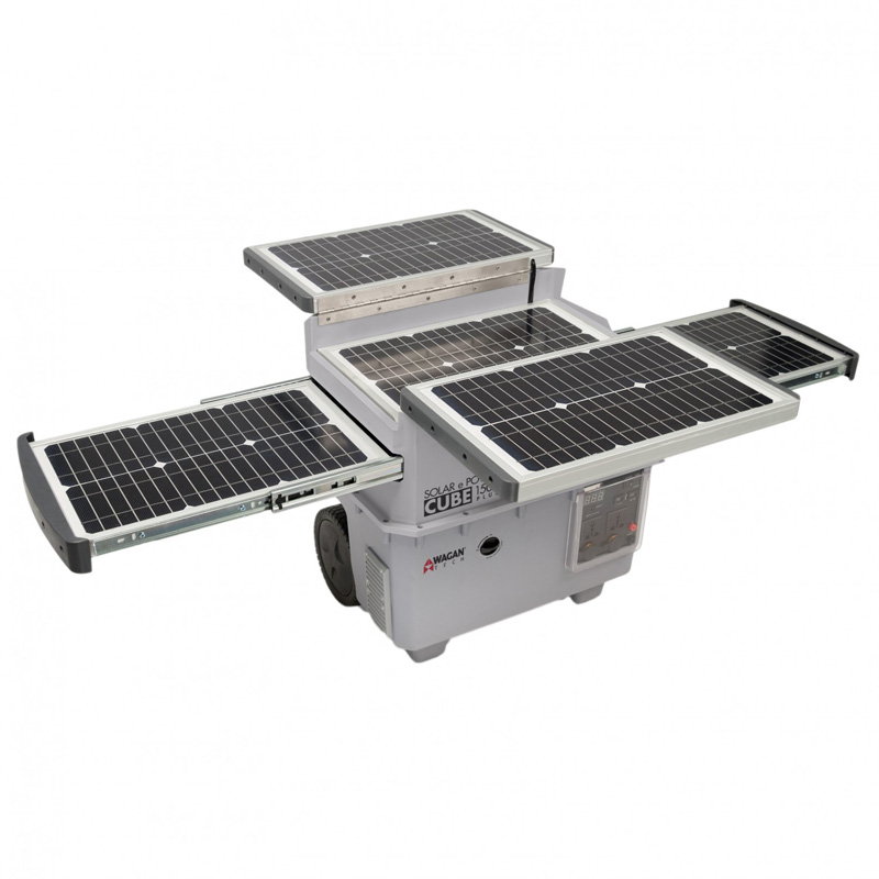 Solar e Power� Cube 1500 Plus