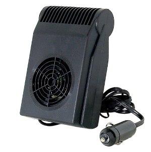 Visor Mount Heater/Defroster