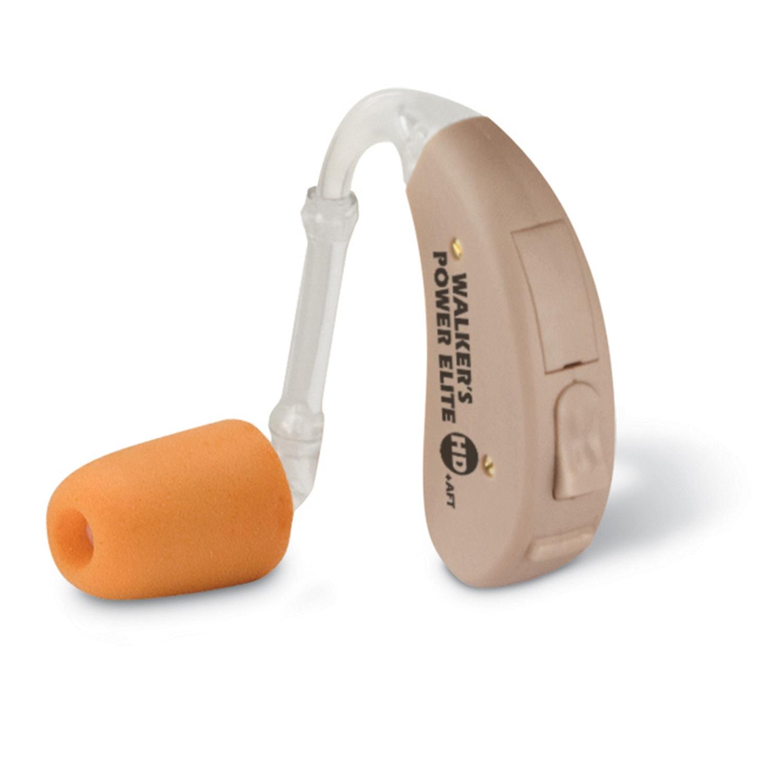 Walker's Game Ear HD Power Elite- 29dB NRR-Beige