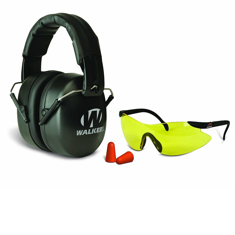 Walkers EXT Folding Range Muff - Glasses - Plug Combo