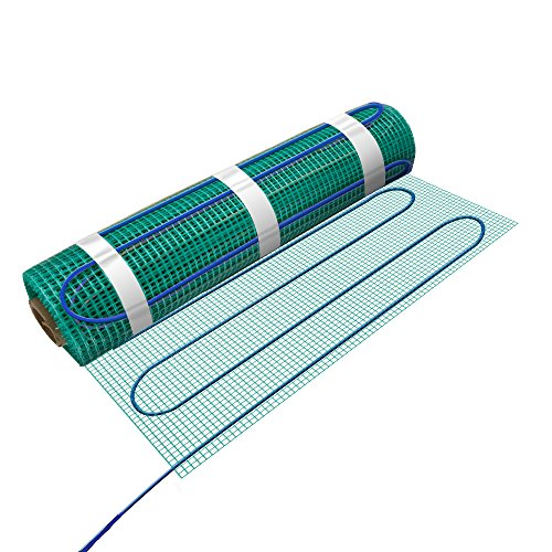 WarmlyYours TempZone™ Roll Twin 120V 1.5 ' x 12' , 18 sq.ft.