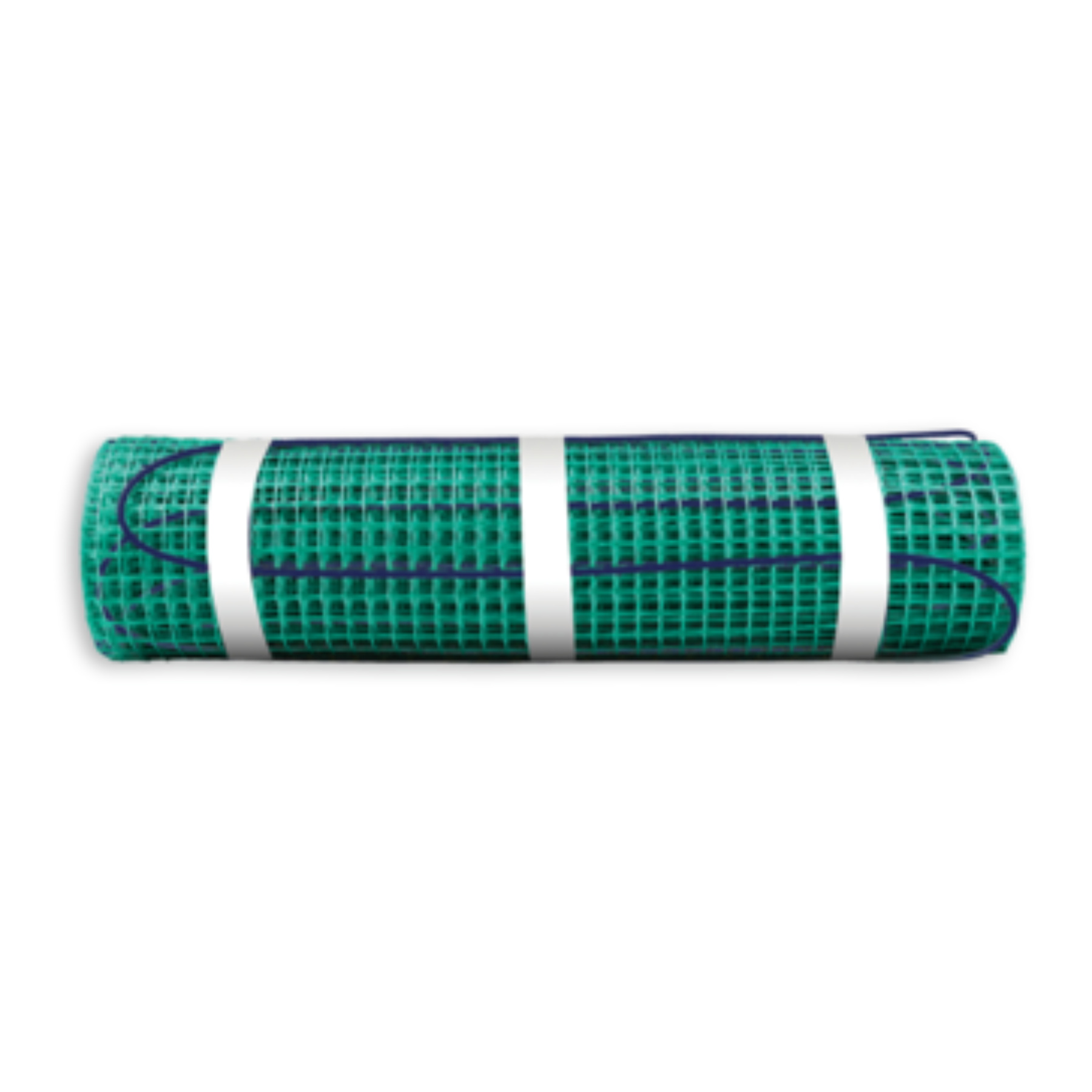 WarmlyYours Tempzone Bench Shower Mat 120V 1.3' X 2.7', 3.6 sq.ft.