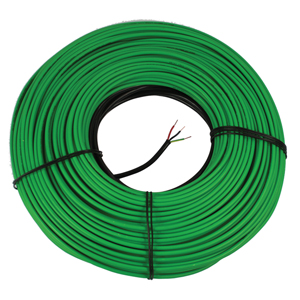 WarmlyYours Snow Melt Cable 120V, 126 ft