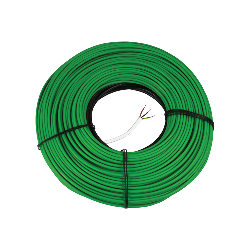 WarmlyYours Snow Melt Cable 240V, 128 ft