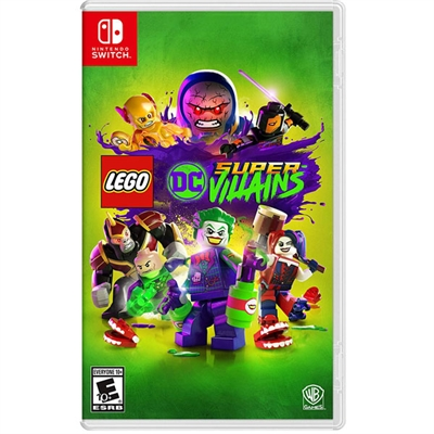 LEGO DC Supervillains NSW