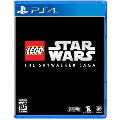 LEGO SW Skywalker Saga PS4