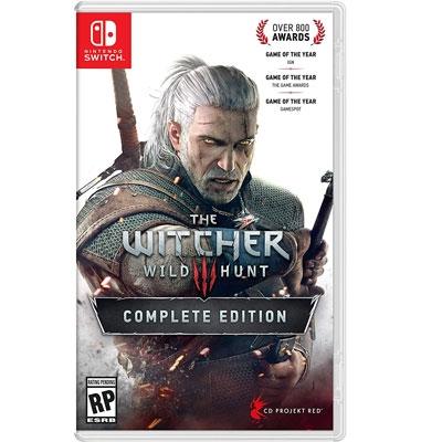 Witcher 3  Wild Hunt NSW