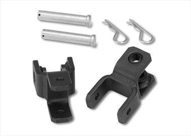 Universal Tow Bar D-Ring Adapter Brackets
