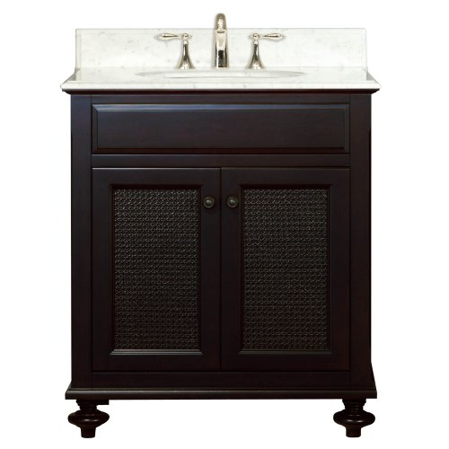 "London Collection 30"" Wide Single Sink Vanity"