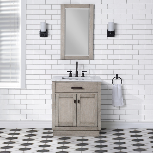 "Chestnut 30"" Single Bathroom Vanity"
