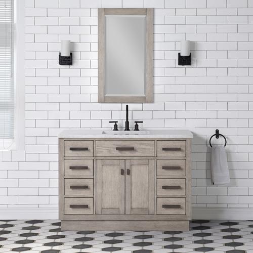 "Chestnut 48"" Single Bathroom Vanity"