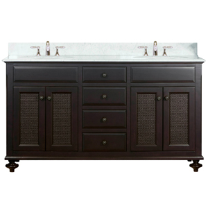 "London Collection 60"" Wide Single Sink Vanity"