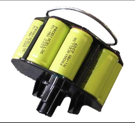 Battery Pack, Cleaner, Water Tech