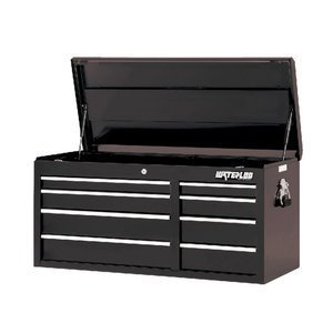 S/O 41IN 8-DRAW CHEST BLK