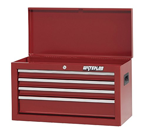 S/O 26IN 4-DRAW CHEST-RED