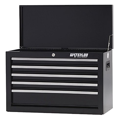 S/O 26IN 5-DRAW CHEST-BLK