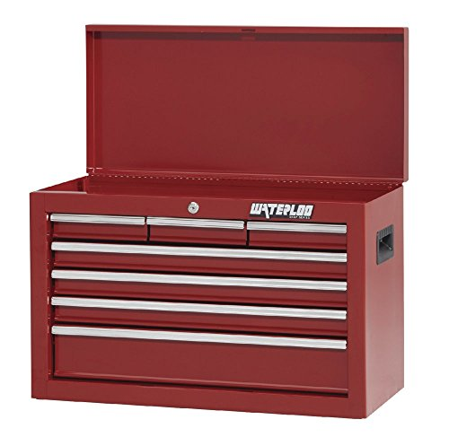 S/O 26IN 7-DRAW CHEST-RED