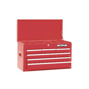 S/O 26IN 6 DRAW CHEST RED