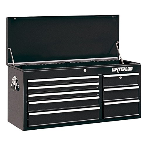 S/O 41IN 8-DRAW CHEST-BLK