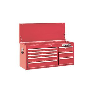 S/O 41IN 8-DRAW CHEST-RED