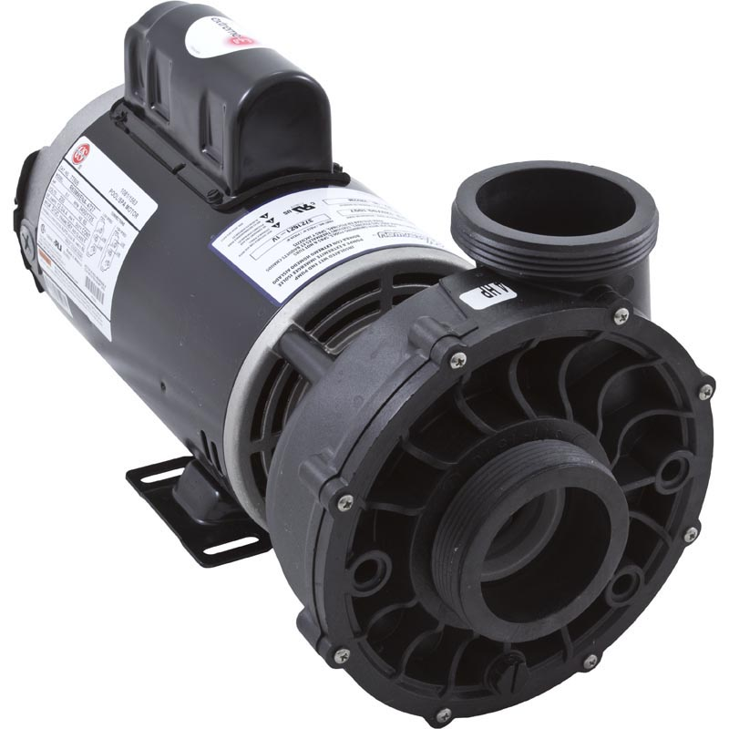 "Pump, Waterway Viper, 4.0HP, 230V, 12.0/4.4A, 2-Speed, 2-1/2""MBT, SD, 56-Frame"