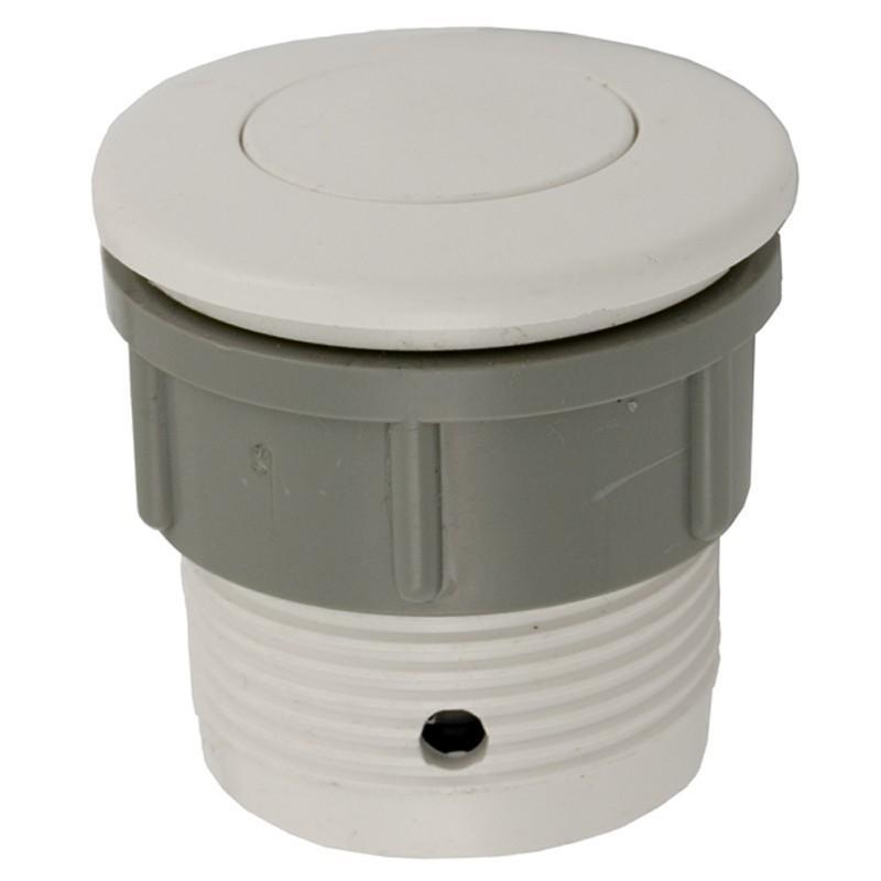 Air Button, Waterway Super Deluxe, White
