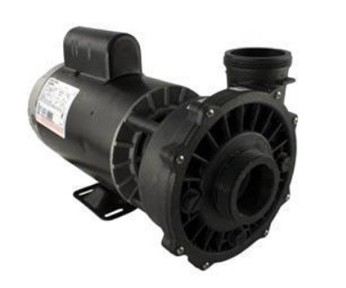 Motor, A.O.Smith, Thru-Bolt, 56-Frame, 2-Speed, 4.0HP, 230V, 12.0/3.0 Amp