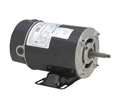 Motor, A.O.Smith, Thru-Bolt, 48-Frame, 2-Speed, 2.0HP, 230V, 10.5/2.6 Amp