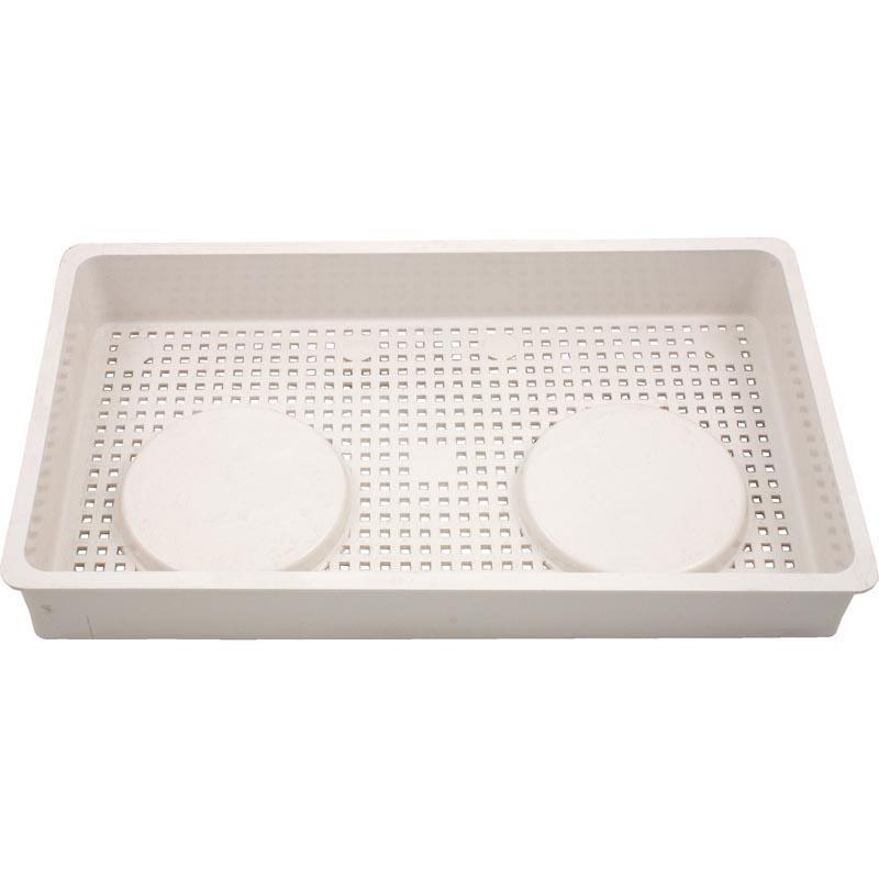 Basket, Skim Filter, Waterway, Front Access 100 sq ft, White