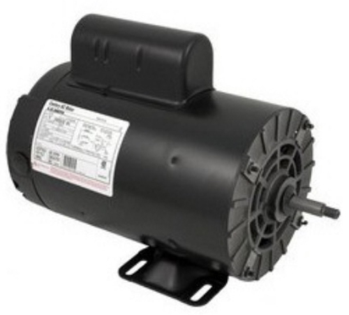 Motor, A.O.Smith, Thru-Bolt, 56-Frame, 2-Speed, 2.5HP, 230V, 11.6/3.0 Amp