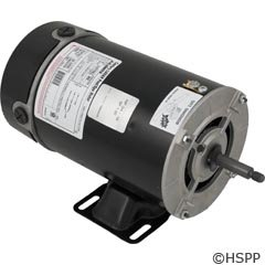 Motor, A.O.Smith, Thru-Bolt, 48-Frame, 2-Speed, .75HP, 115V, 8.8/2.6 Amp