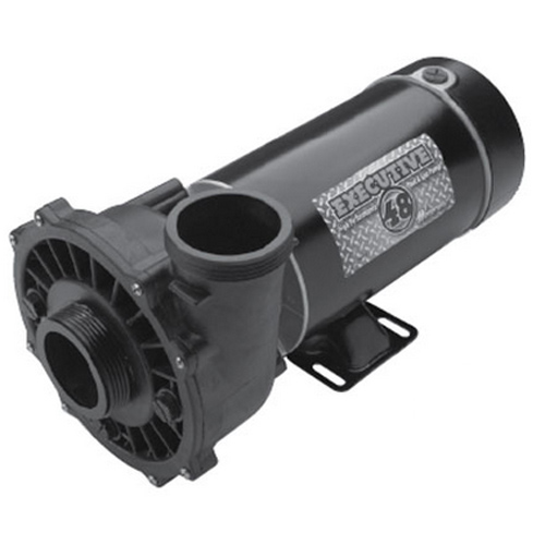 "Pump, Waterway Executive 48, 2.0HP, 230V, 10.5/2.6A, 2-Speed, 2""MBT, SD, 48-Frame"