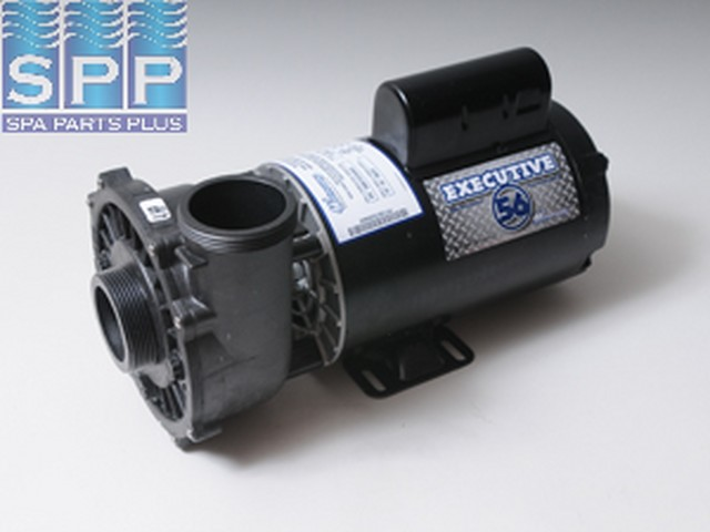 """Pump, Waterway Executive 56, 4.0HP, 230V, 12.0/4.4A, 2-Speed, 2""""MBT, SD, 56-Frame"""