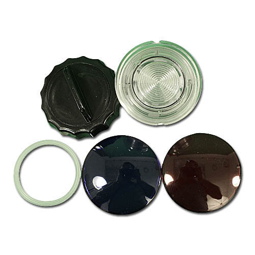 """Light Lens Kit, Waterway, OEM, Front Access, 3-1/2""""Face, 2-5/8""""Hole"""