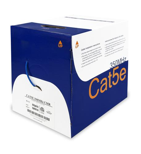 5E04URBK4 CAT5 CMR CABLE BLACK