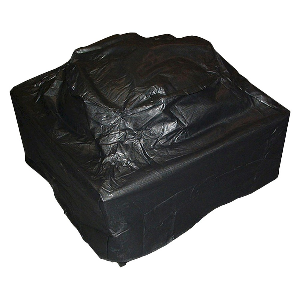 Fire Sense Outdoor Square Fire Pit Vinyl Cover