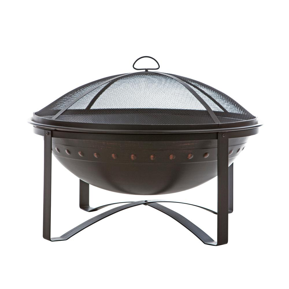 Vulcan Highland Wood Burning Fire Pit