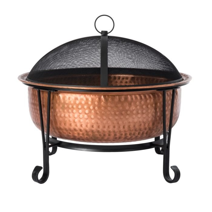 Palermo Copper Fire Pit