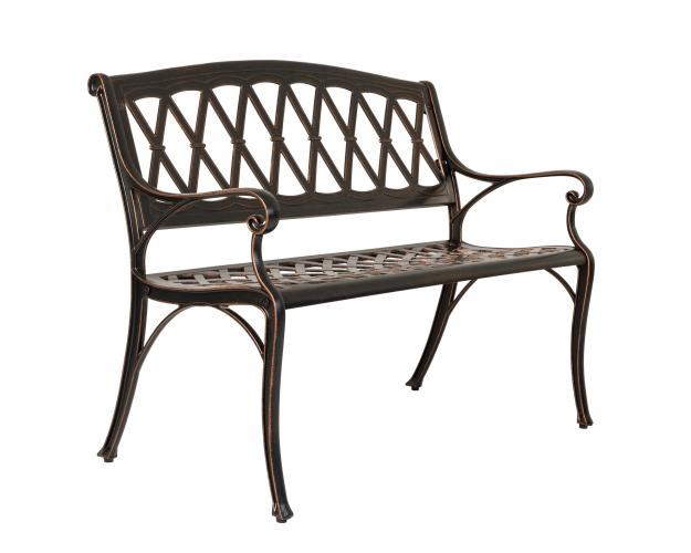 Hargrove Patio Bench