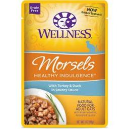 Cat Food - Morsels With Turkey And Duck In Savory Sauce ( 24 - 3 OZ )