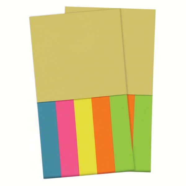 Flip Note Sticky Note Refill 2 Pad Pack
