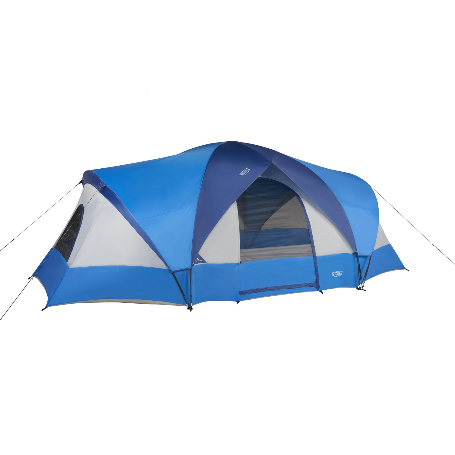 Wenzel Great Basin 10 Person Tent - Blue
