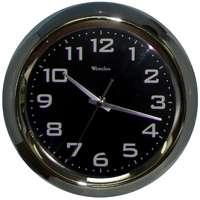 "9"" Metal Wall Clock"