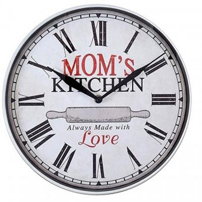 "12"" MOM'S KITCHEN WALL CLOCK"