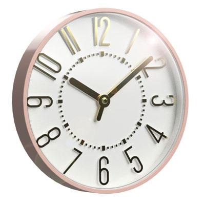 "10"" Blush Wall Clock"