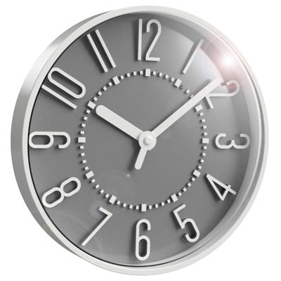 """10"""" Drizzle Wall Clock"""