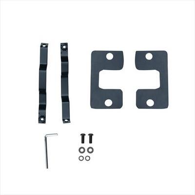 (1 BOX)06-10 HUMMER H3/H3T 1PC BLACK SPORTSMAN GRILLE GUARD