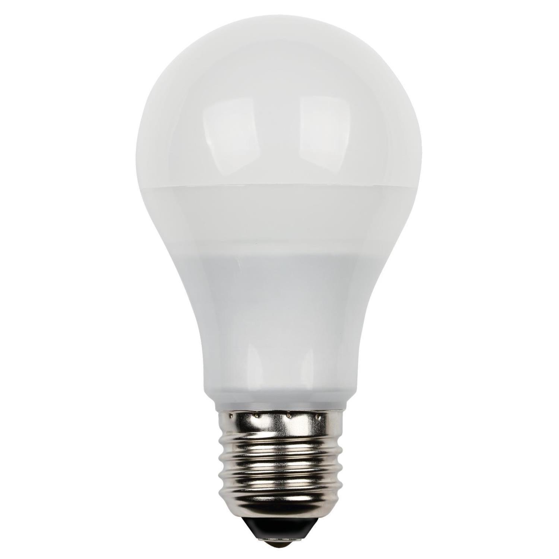 10W Omni LED Dimmable Warm White E26 (Medium) Base, 120 Volt, Card